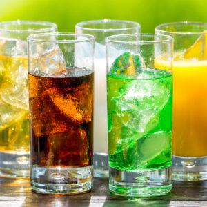Mixers & Soft Drinks